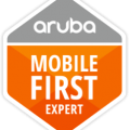 Aruba mobile first expert