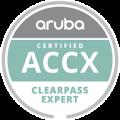 Aruba certified ACCX