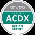 Aruba certified ACDX