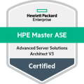 HPE certified Master ASE Server